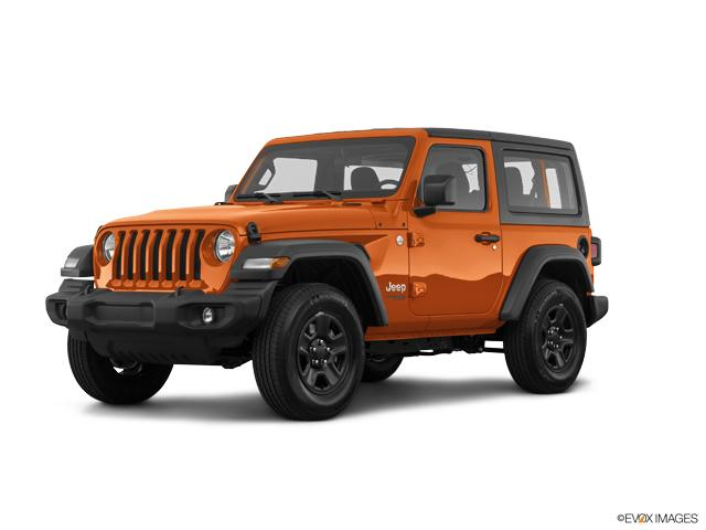 2019 Jeep Wrangler Vehicle Photo in Gulfport, MS 39503