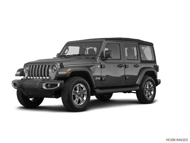 2019 Jeep Wrangler Unlimited Vehicle Photo in Richmond, VA 23231