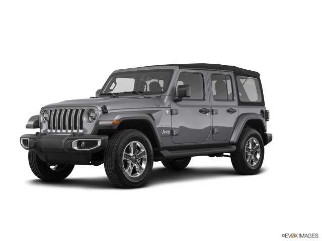 2019 Jeep Wrangler Unlimited Vehicle Photo in Rosenberg, TX 77471