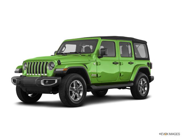 2019 Jeep Wrangler Unlimited Vehicle Photo in Milton, FL 32570