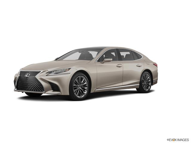 2019 Lexus LS 500 Vehicle Photo in Fort Worth, TX 76132