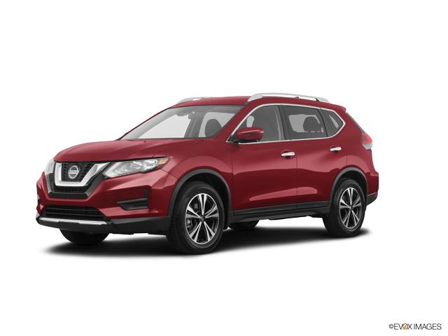 2019 Nissan Rogue Vehicle Photo in Johnston, RI 02919