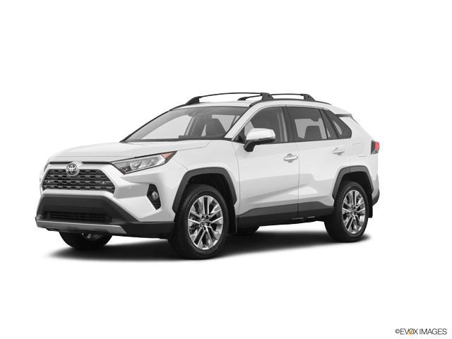 2019 Toyota RAV4 Vehicle Photo in OKLAHOMA CITY, OK 73131