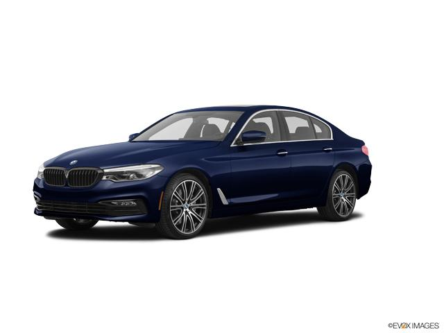 2019 BMW 540i Vehicle Photo in Tulsa, OK 74133