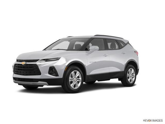 2019 Chevrolet Blazer Vehicle Photo in Chelsea, MI 48118