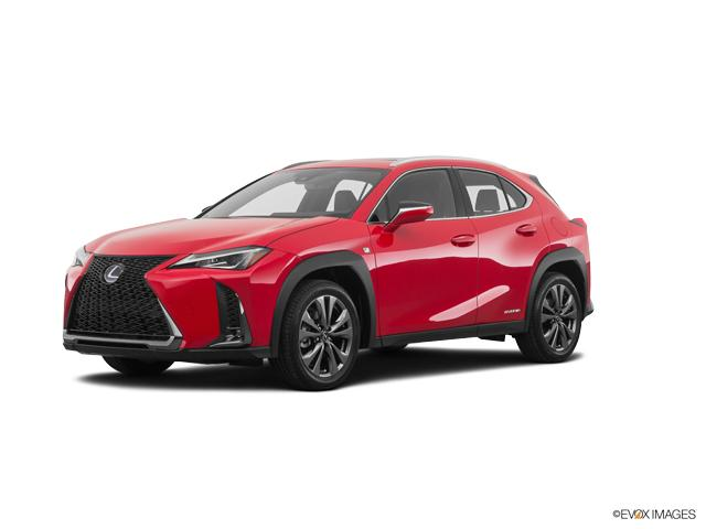 2019 Lexus UX 250h Vehicle Photo in Fort Worth, TX 76132