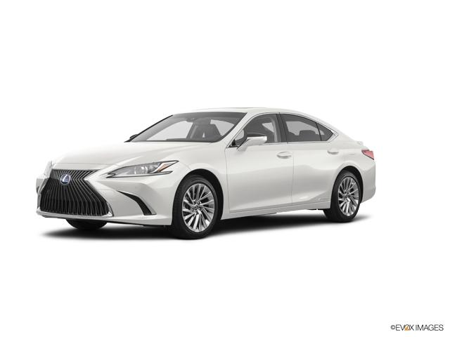 2019 Lexus ES 300h Vehicle Photo in Fort Worth, TX 76132