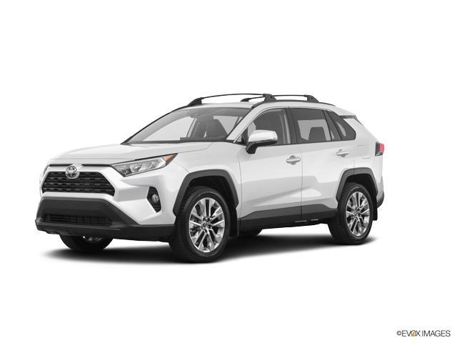 2019 Toyota RAV4 Vehicle Photo in Aurora, CO 80012