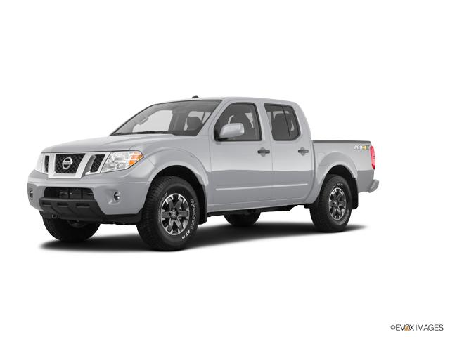 2019 Nissan Frontier Vehicle Photo in San Angelo, TX 76901