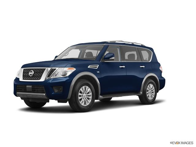 2019 Nissan Armada Vehicle Photo in Twin Falls, ID 83301