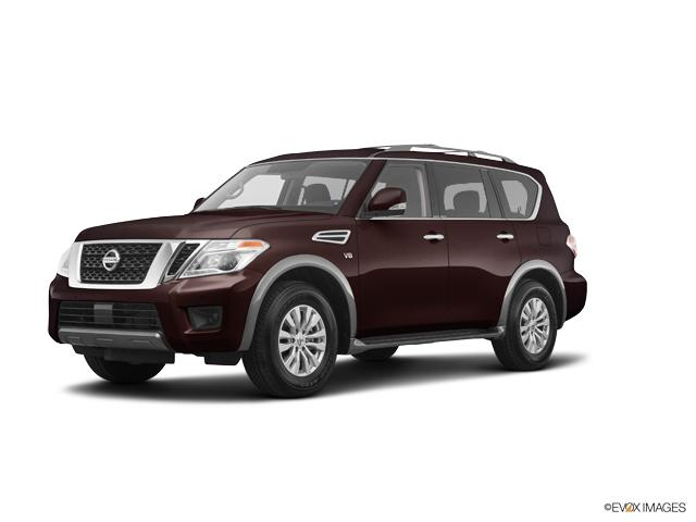 2019 Nissan Armada Vehicle Photo in Portland, OR 97225