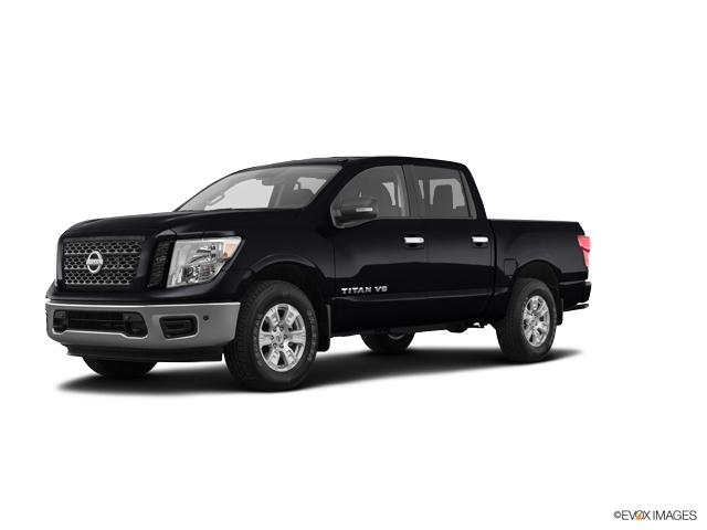 2019 Nissan Titan Vehicle Photo in Oshkosh, WI 54904