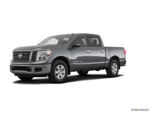 2019 Nissan Titan Vehicle Photo in Bedford, TX 76022