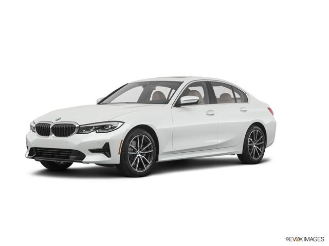 San Rafael Mineral White Metallic 2019 BMW 330i: Used Car