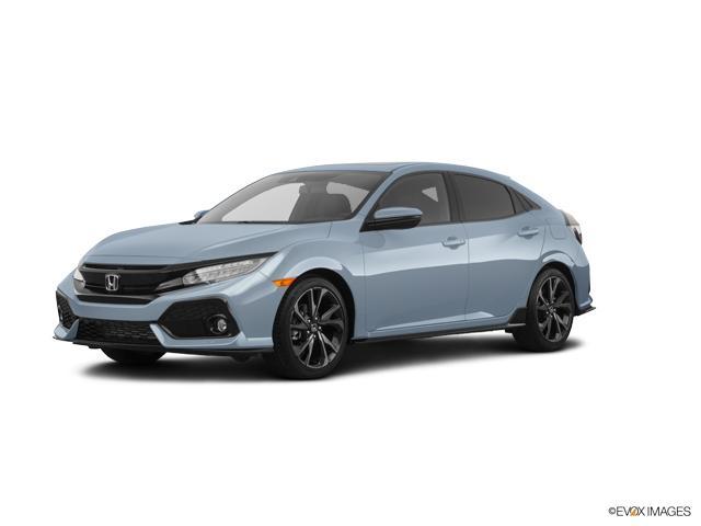 2019 Honda Civic Hatchback Vehicle Photo in Rockville, MD 20852