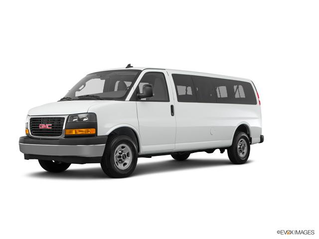 2019 GMC Savana Passenger Vehicle Photo in Washington, NJ 07882