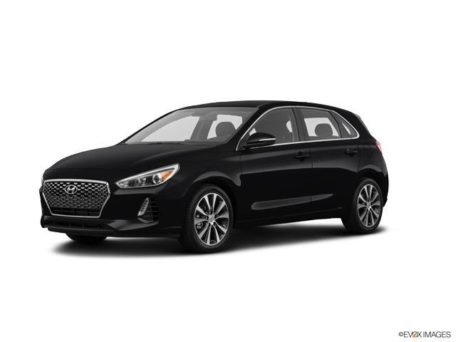 2019 Hyundai Elantra Gt Black Noir Pearl 4dr Hatchback A Hyundai