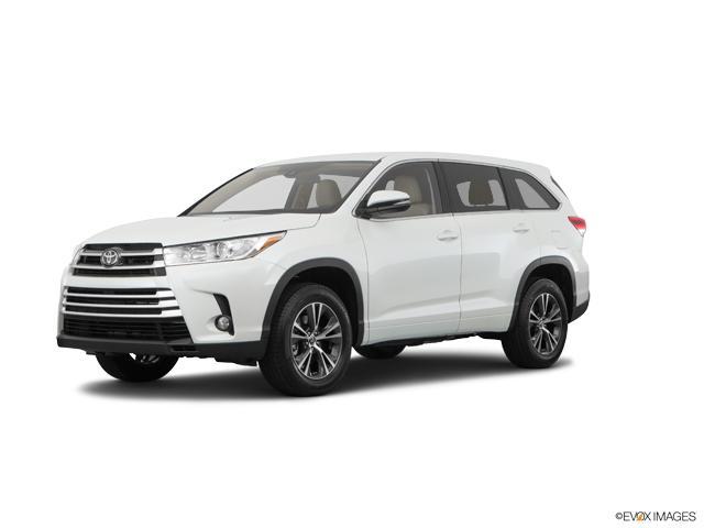 2019 Toyota Highlander Vehicle Photo in Athens, GA 30606