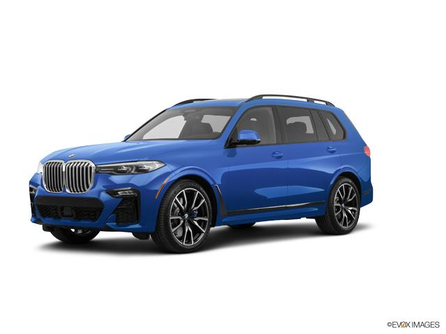 Sewell BMW Grapevine >> New 2019 BMW X7 xDrive50i Phytonic Blue Metallic: Suv for Sale - 5UXCX4C50KLS36994