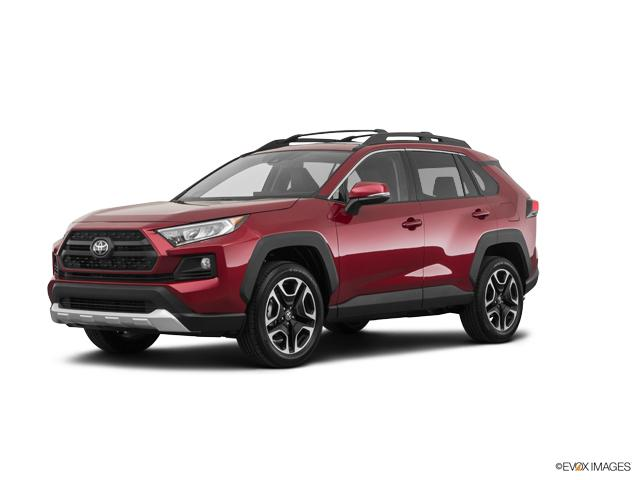 2019 Toyota RAV4 Vehicle Photo in Decatur, IL 62526