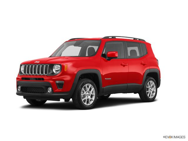 Colorado Red Clearcoat 2019 Jeep Renegade for Sale at