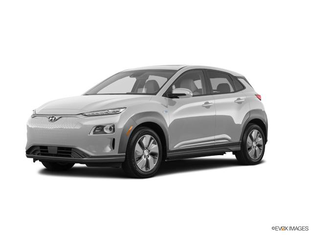 2019 Hyundai Kona EV Vehicle Photo in Plattsburgh, NY 12901