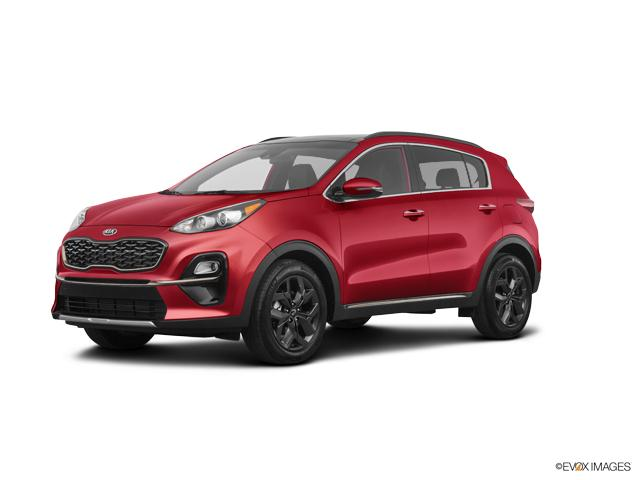 2020 Kia Sportage Vehicle Photo in Appleton, WI 54914