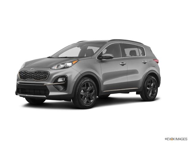 2020 Kia Sportage Vehicle Photo in Oshkosh, WI 54904