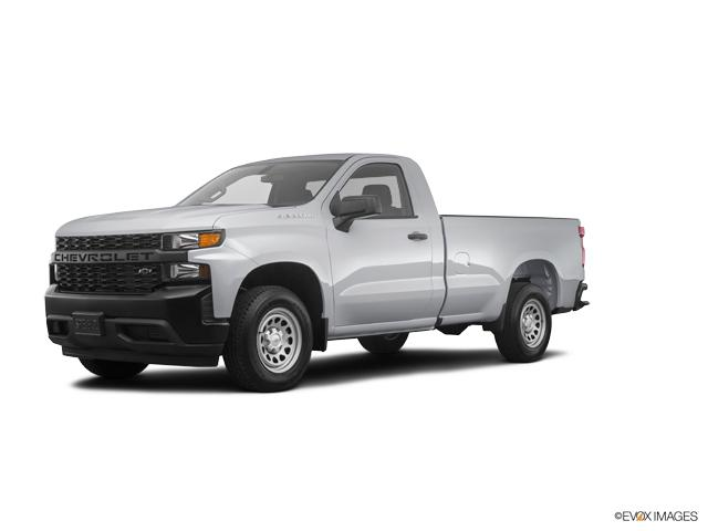 2019 Chevrolet Silverado 1500 Vehicle Photo in Mount Horeb, WI 53572