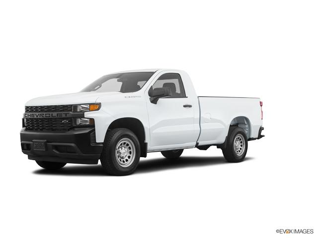 2019 Chevrolet Silverado 1500 Vehicle Photo in Fairbanks, AK 99701