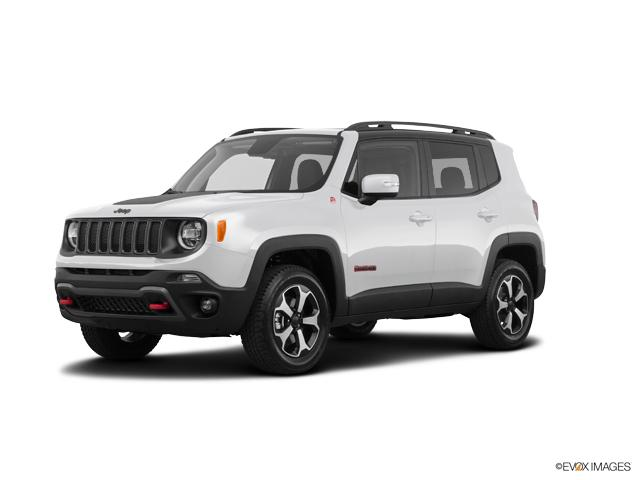2019 Jeep Renegade Vehicle Photo in Hartford, KY 42347