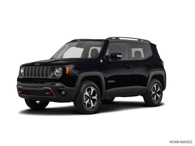 2019 Jeep Renegade Vehicle Photo in Oshkosh, WI 54901
