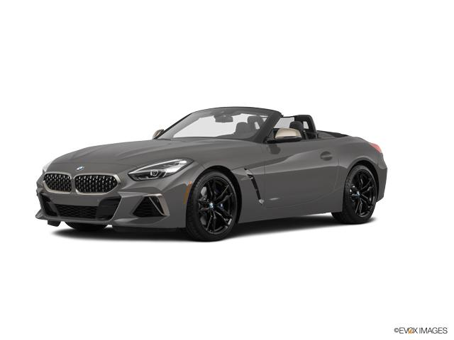 New 2020 Bmw Z4 M40i Frozen Gray Metallic Car For Sale