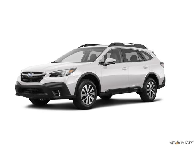 2020 Subaru Outback Vehicle Photo in Dallas, TX 75209