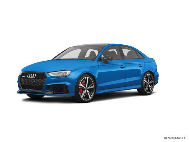 2019 Audi RS 3 Vehicle Photo in Sugar Land, TX 77478