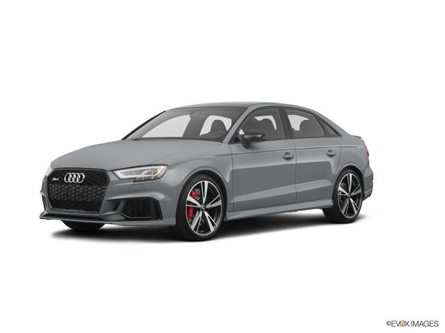 2019 Audi RS 3 Vehicle Photo in Houston, TX 77090