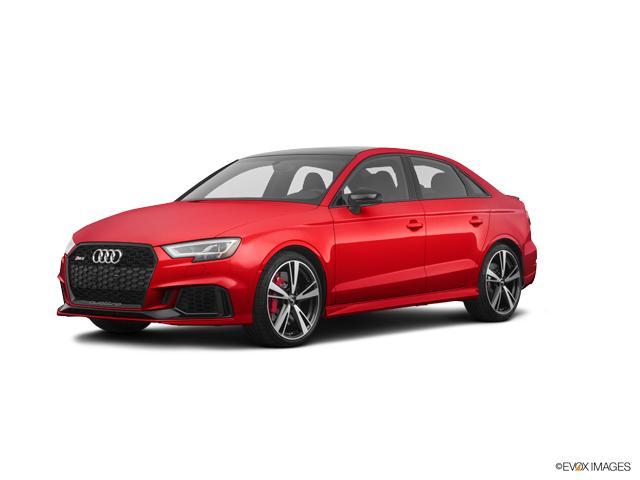 2019 Audi RS 3 Vehicle Photo in Houston, TX 77090