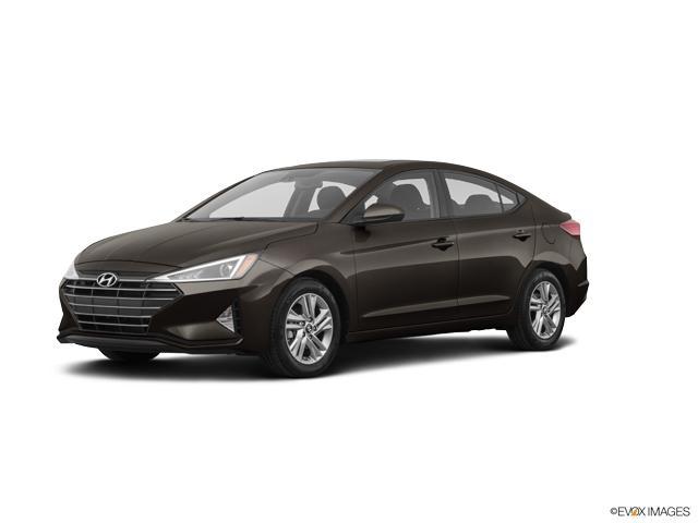new Hyundai Elantra at Merced Hyundai , Merced