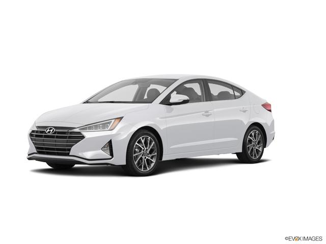 2020 Hyundai Elantra Vehicle Photo in Merrillville, IN 46410