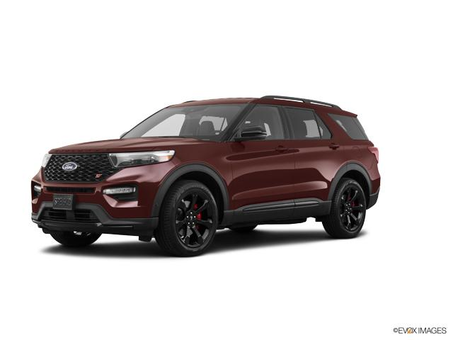 2020 Ford Explorer Vehicle Photo in Colorado Springs, CO 80905