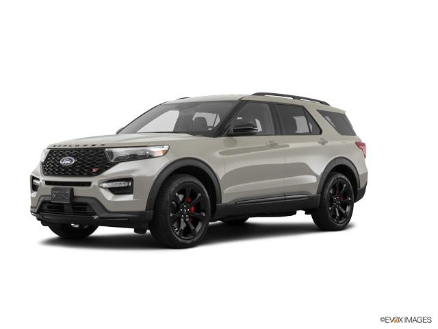 Silver Spruce Metallic 2020 Ford Explorer For Sale At