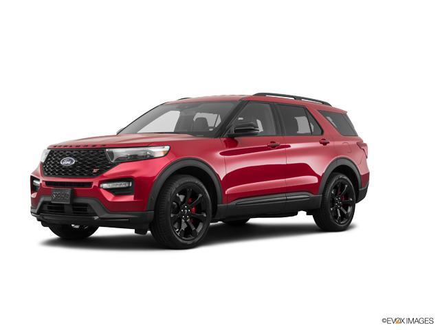 2020 Ford Explorer Platinum 1fm5k8hc3lga81564