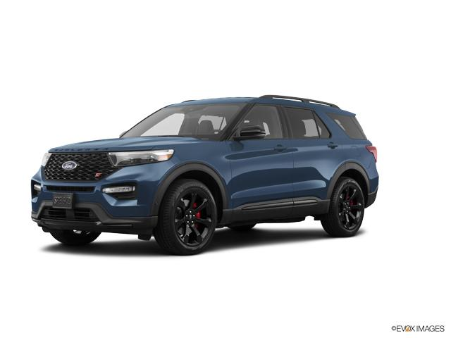 2020 Ford Explorer Vehicle Photo in Highland, IN 46322
