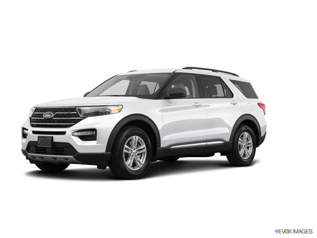 2020 Ford Explorer Vehicle Photo in Neenah, WI 54956-3151