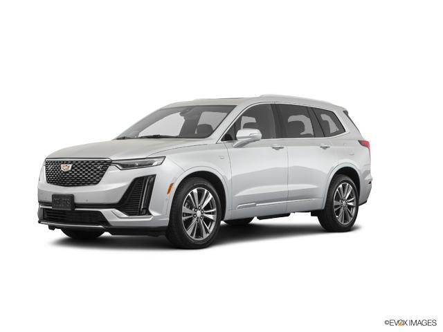 2020 Cadillac XT6 Vehicle Photo in Portland, OR 97225
