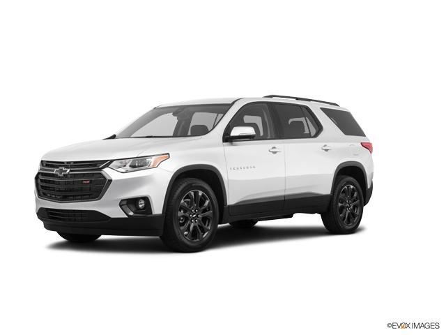 2020 Chevrolet Traverse Vehicle Photo in Greeley, CO 80634