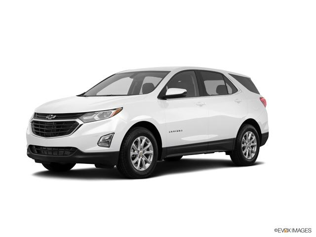 2020 Chevrolet Equinox Vehicle Photo in Clinton, MI 49236