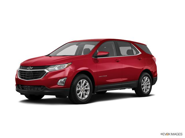 2020 Chevrolet Equinox Vehicle Photo in North Charleston, SC 29406