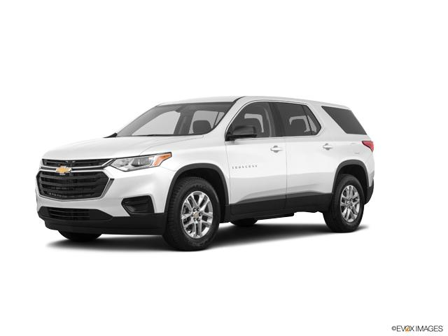 2020 Chevrolet Traverse Vehicle Photo in Phoenix, AZ 85014