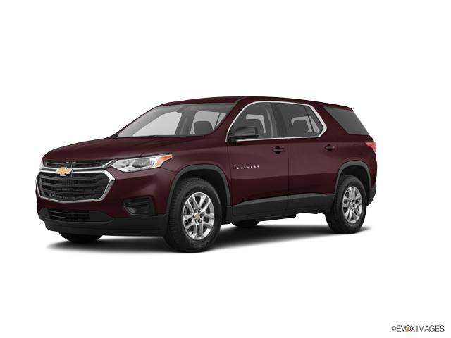 2020 Chevrolet Traverse Vehicle Photo in Chelsea, MI 48118